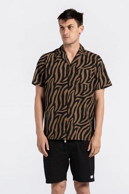 Banks Journal Stranger Shirt - Clay