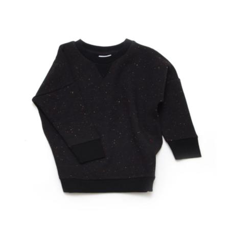 Kids LITTLE MAN HAPPY Speckled Sweater