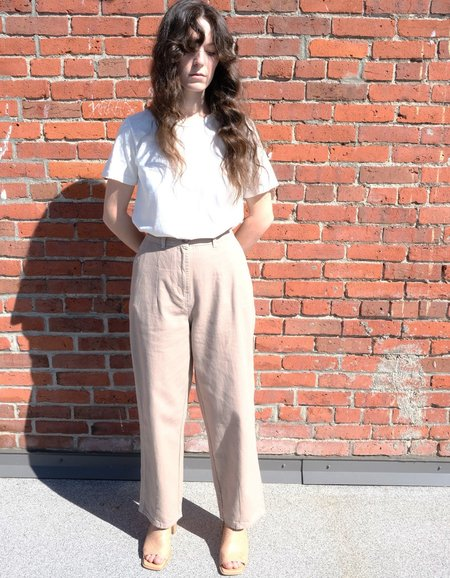 Just Female Cayenne Trousers - Cobblestone