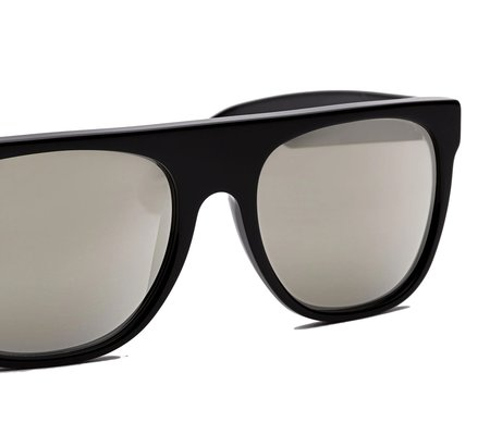 RetroSuperFuture Flat Top Sunglasses - Ivory