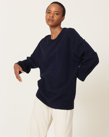 Demy Lee Hope Sweater - Navy
