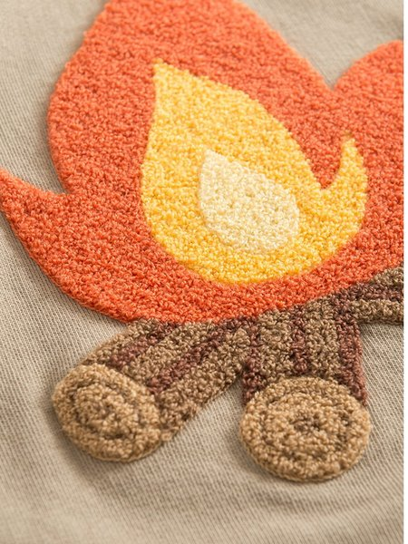 forét Heat Sweatshirt - Khaki