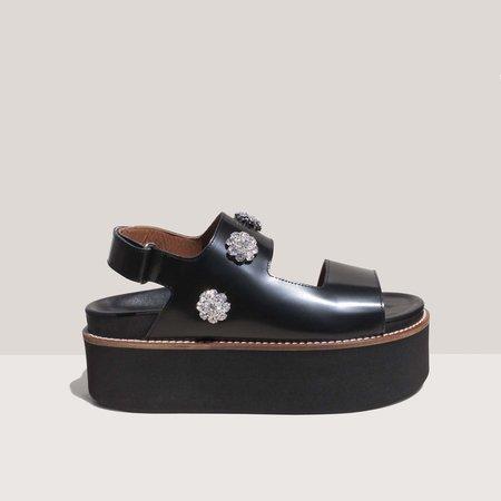 Ganni Platform Deco Sandal