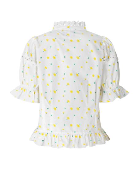 Cras Mischa Shirt - Buttercup