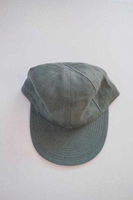 Blluemade Linen Ball Cap - Jade Green