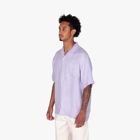 Maharishi Hill Camp Shirt - Lavender