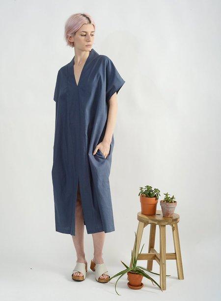 Meg City Kaftan dress - Blue