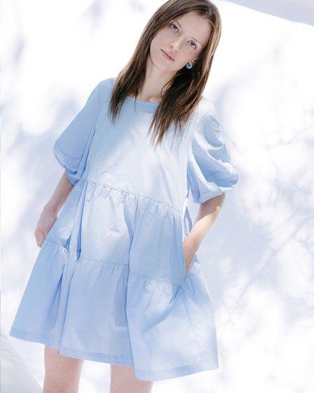 Bronze Age Nati Dress - SKY BLUE