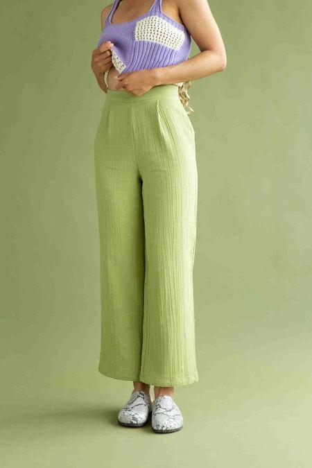Rita Row Genesis Trousers - green
