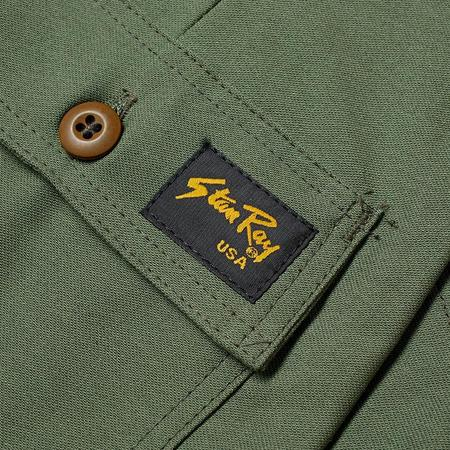 Stan Ray Taper 4 Pocket Fatigue pants - Olive Sateen