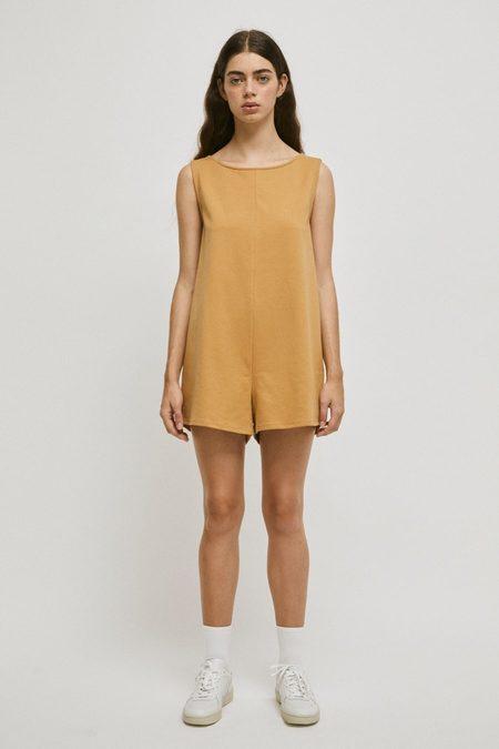Rita Row Saku Jumpsuit - Brown/Black