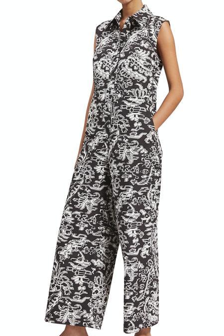 Rachel Comey Silo Jumpsuit - Black Multi