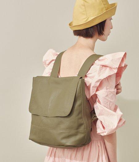 Clyde Room Backpack - Olive Green