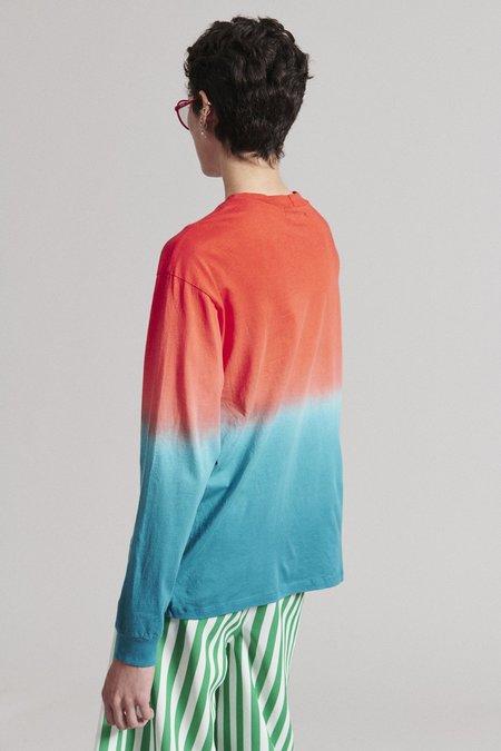 Rachel Comey Caterina Top - Multi Ombre Print