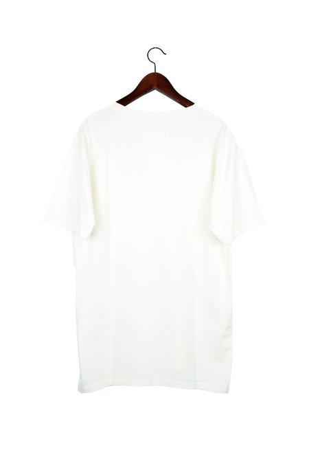 Unisex Skargorn #91 Short Sleeve Tee - Milk Wash