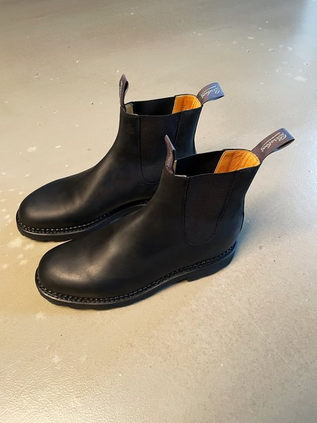 Arpenteur x Paraboot Elevage Boot - Black
