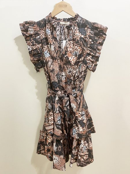 Ulla Johnson Honoria Dress - Rosewood