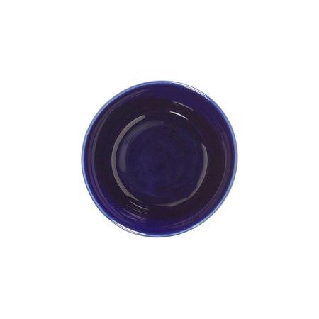 Serax Ottolenghi Feast Swirl Stripes Coffee Cup - Lapis/White