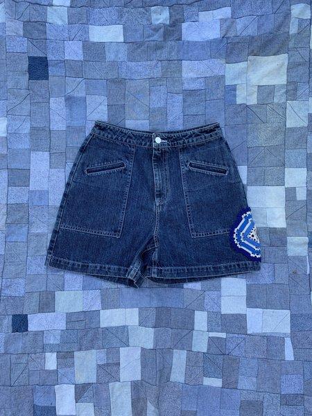 Carleen Crochet Birdie Shorts