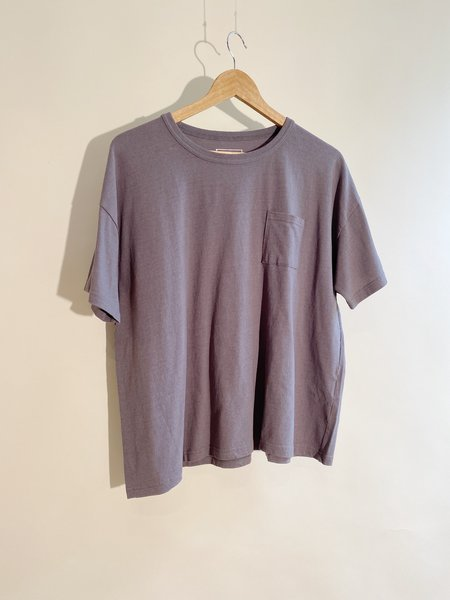 ICHI ANTIQUITES Dry Jersey Cotton T-Shirt