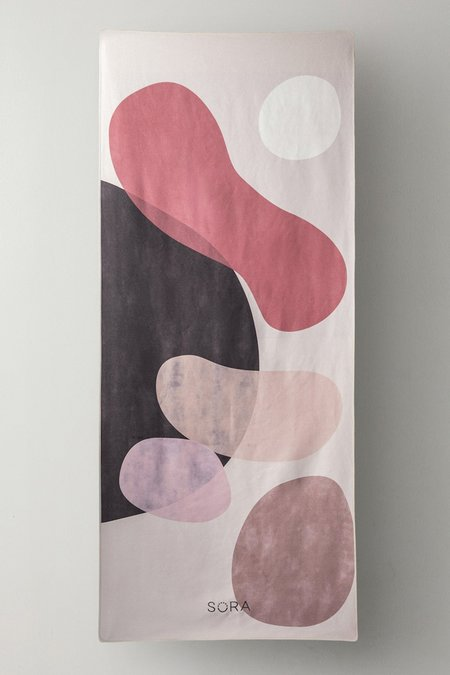 SORA Beach Towel - Pebbles