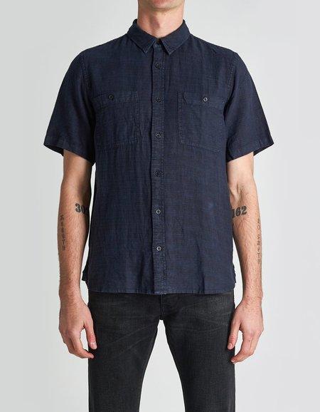 Neuw Waits Linen Shirt - Night