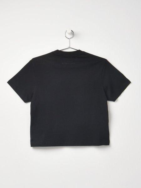 Studio Nicholson MARINE SNW PERFECT TEE - BLACK