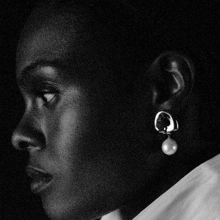 Agmes NYC Sandra Earring - Silver