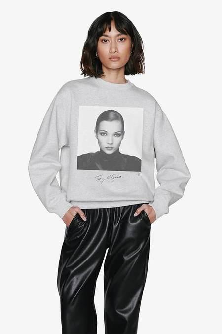 Anine Bing x TO Ramona Kate Moss Sweatshirt