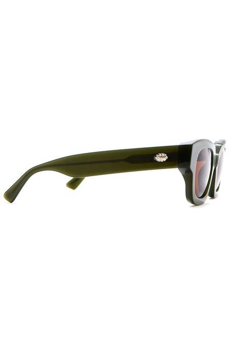 Crap Eyewear The Astro Dazey - Moss