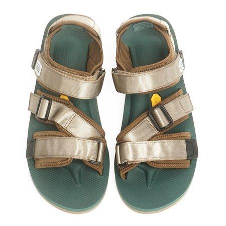 KISEE-V Sandal - Khaki/Green