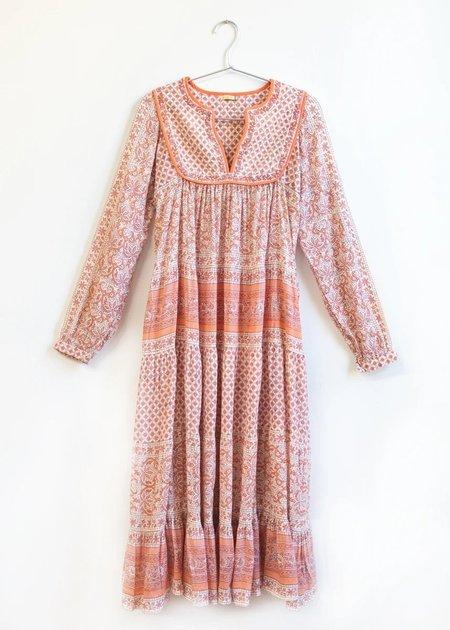 Matta NY Nitika Nima Dress - Pink Coral