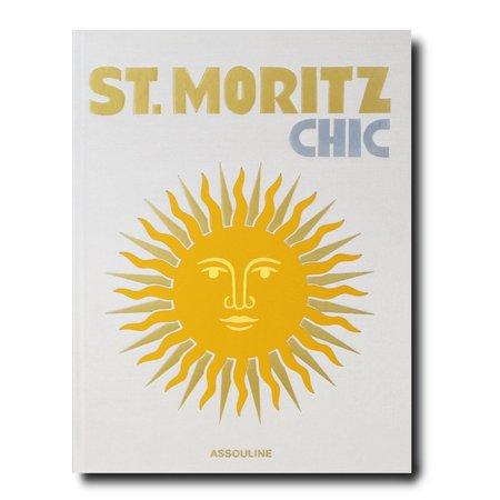 Assouline St. Moritz Chic Book