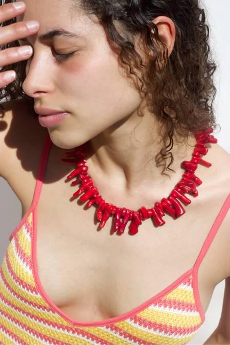 Serendipitous Project Fiji necklace