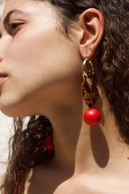 Serendipitous Project Playa Earrings