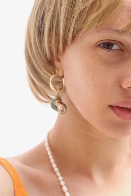 Serendipitous Project Shelley Earrings