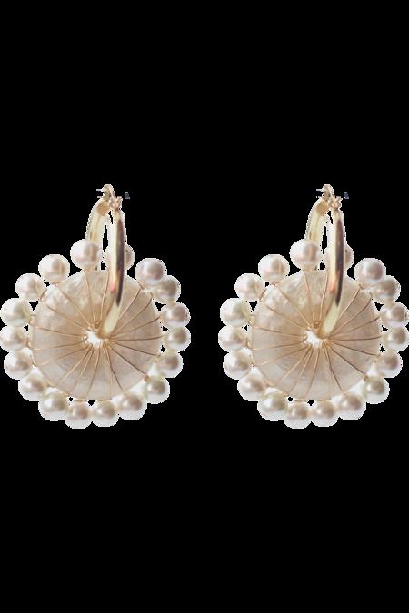 Serendipitous Project Boardwalk Earrings