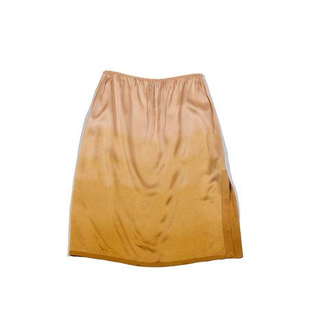 Raquel Allegra Slip Skirt - Golden Sun