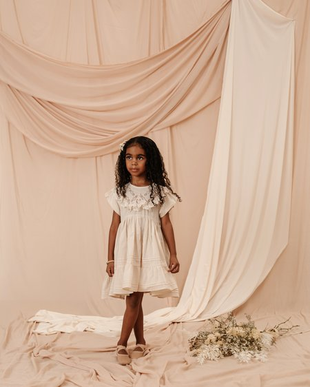 kids Noralee Goldie Dress - Shell