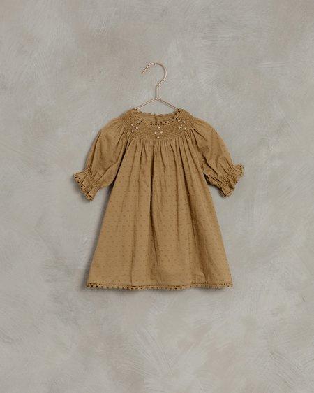 kids Noralee Maddie Dress - Golden