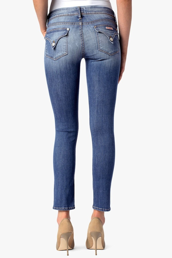 Nicole Skinny Ankle Jeans