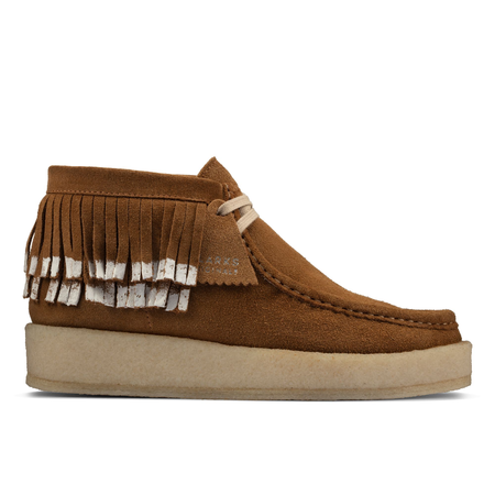 Clarks Ariadne Craft boots - Brown Combi Sde