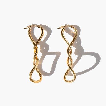 Vintage Bayeux Earrings