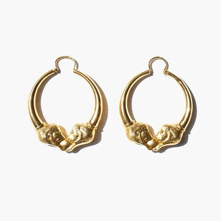 Vintage Leone Earrings