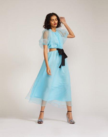 Cynthia Rowley Clara Organza Dress