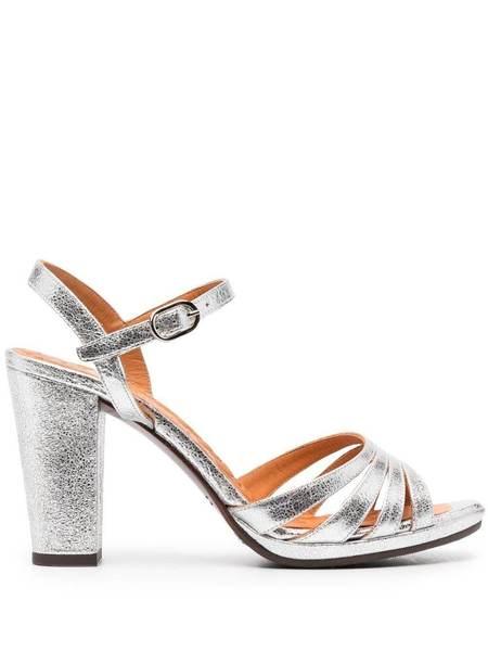 Chie Mihara Adiel Heels - Silver