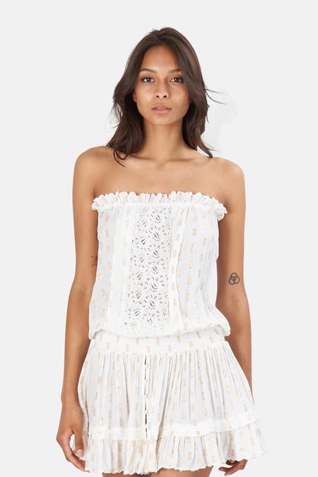 Sunday Saint Tropez Malibu Dress - White