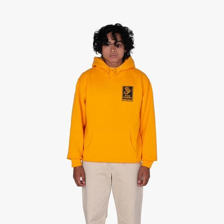 Nine One Seven Colombo Pullover Hoodie sweater - Gold