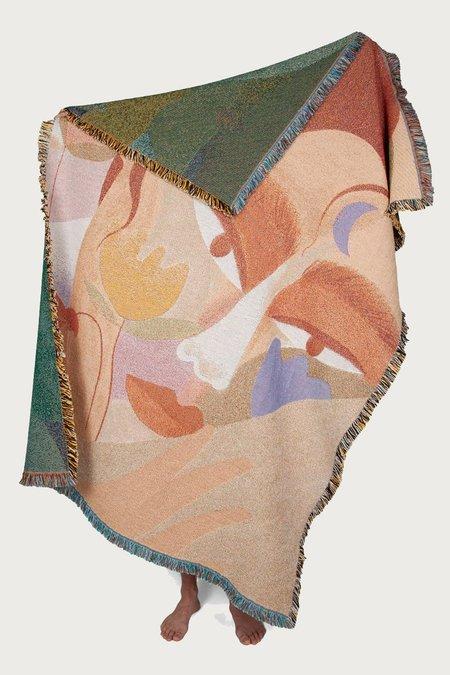Slowdown Studio Francis Throw Designed by Gisela Navarro