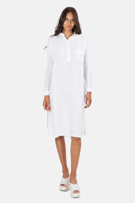 Sunday Saint Tropez Tribeca Dress - White